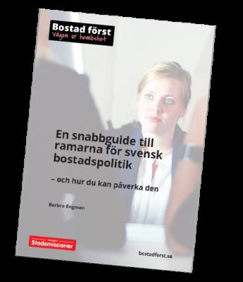 Ladda ner vår guide till svensk bostadspolitik